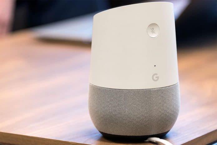 Google Home bellen