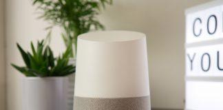Google Home functies