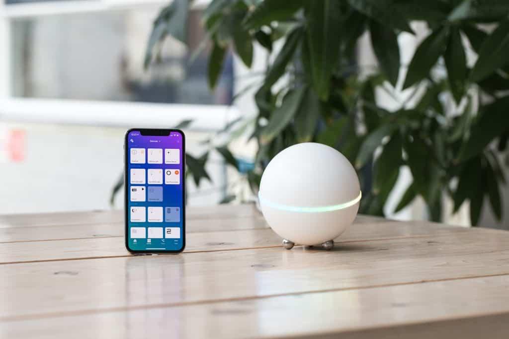 Homey smart hub