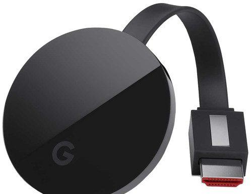Laptop koppelen aan Chromecast