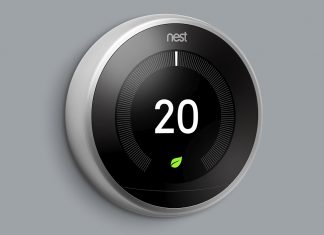 Slimme thermostaat Google Nest