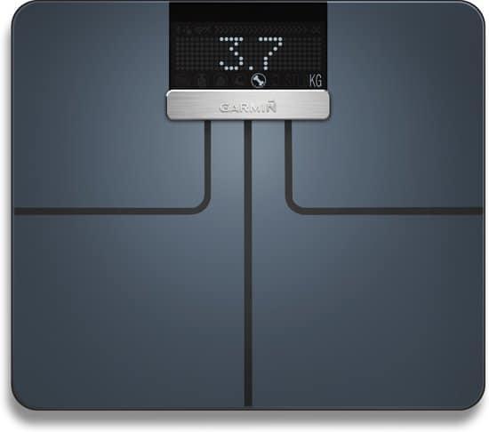 Slimme weegschaal Garmin Index Smart Scale Zwart