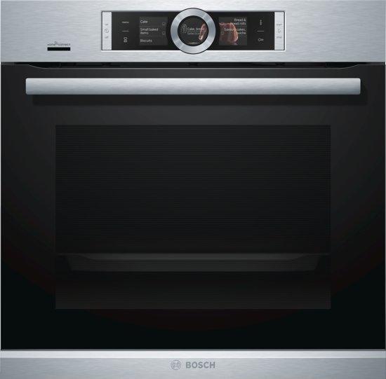 Slimme oven Bosch HBG676ES6