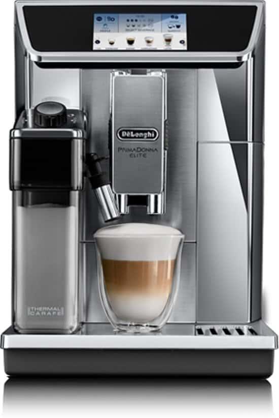 Beste slimme espressomachine De'Longhi PrimaDonna Elite ECAM 650.75.MS