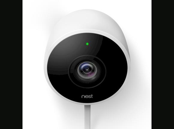 Beste beveiligingscamera Google Nest Cam Outdoor