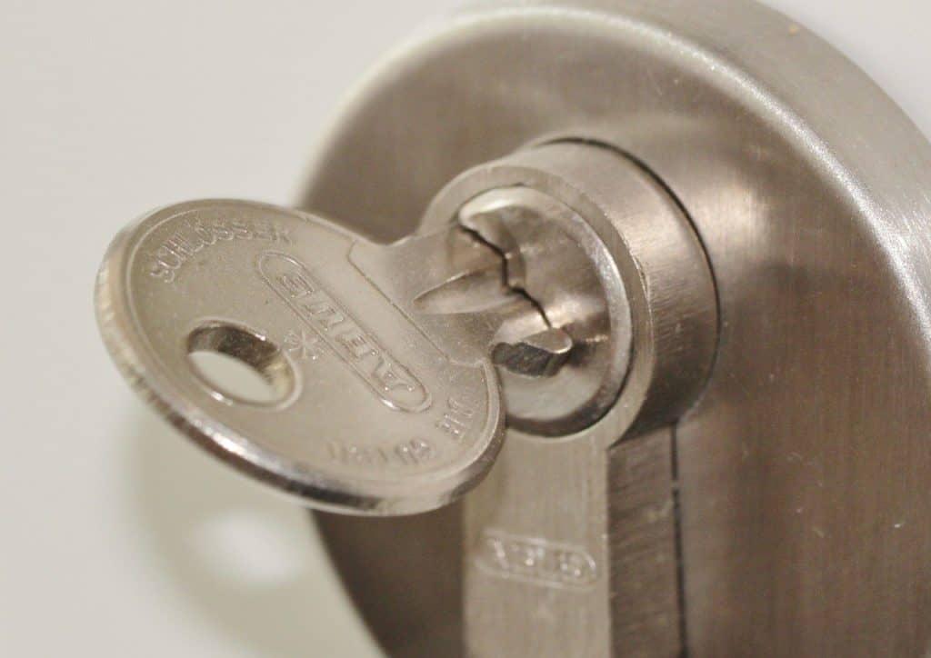 Cilinderslot vervangen voor slim deurslot