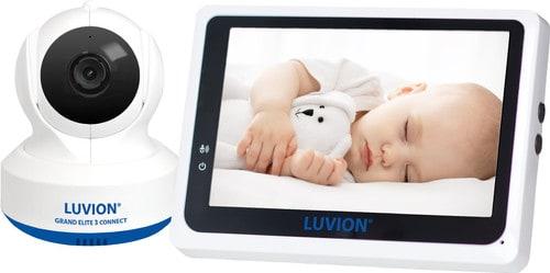 beste keuze slimme babyfoon Luvion Grand Elite 3 Connect