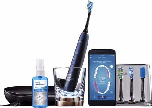 Slimme tandenborstel Philips Sonicare DiamondClean Smart HX9954/53