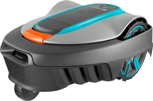 Beste Keuze robotmaaier kleine tuin Gardena Smart City Sileno 500