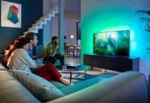 Philips tv met ambilight
