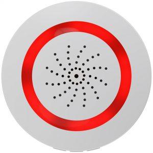 LSC Smart Connect slimme sirene van Action met 110 decibel