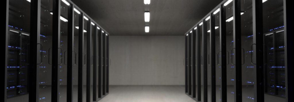 data centers die data van Internet of Things opslaan