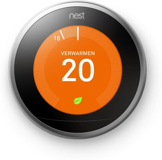 Google Nest Slimme Thermostaten Black Friday 2020