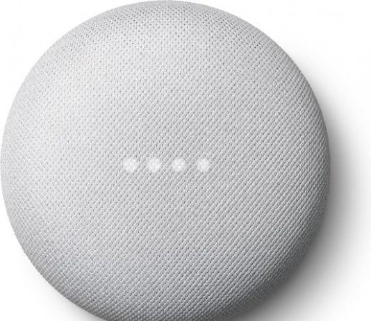 Google Nest Slimme Speakers Black Firiday 2020