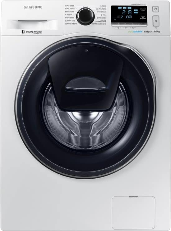 Slimme Wasmachine 2020