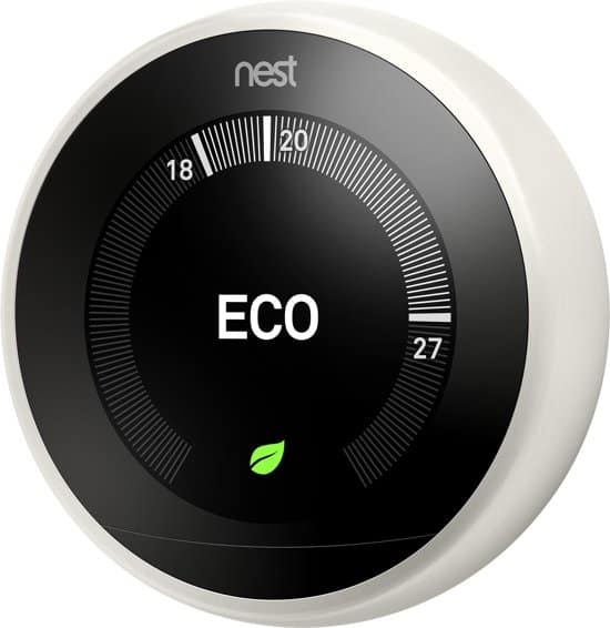 google nest slimme thermostaat Black Friday 2020