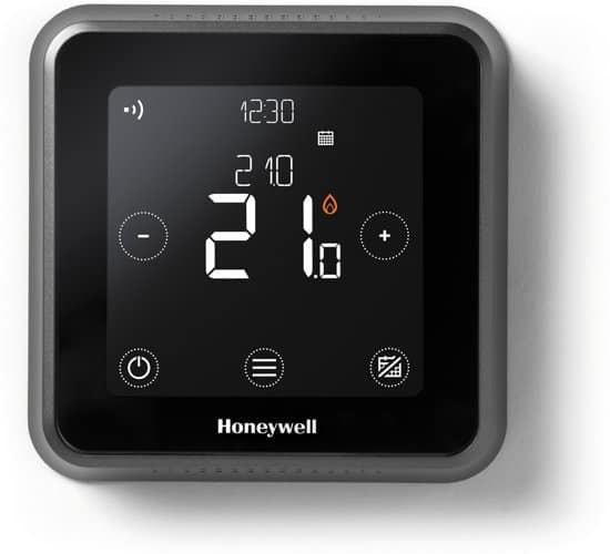 honeywell slimme thermostaat black friday 2020