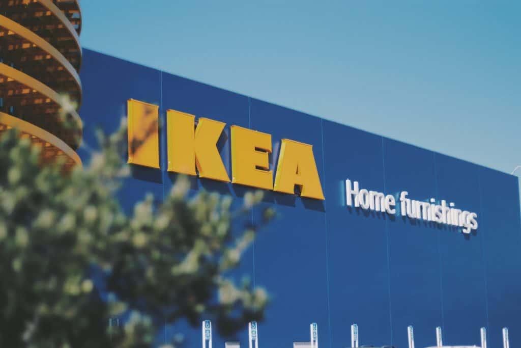 IKEA smart home markt