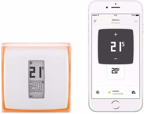 netatmo slimme thermostaat black friday 2020