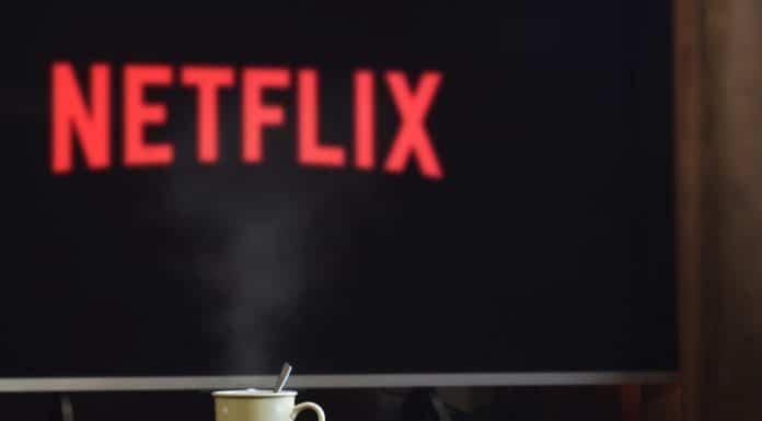 Amazon Fire tv met Netflix