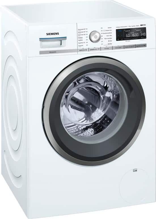 siemens slimme wasmachine black friday 2020