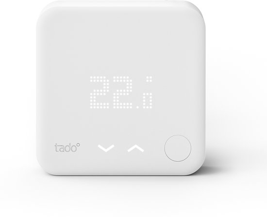 tado slimme thermostaat black friday 2020