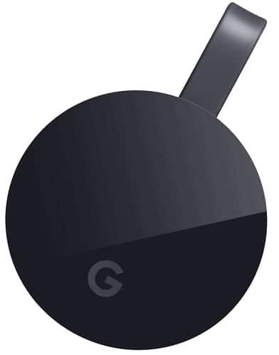 Chromecast casten met hotspot