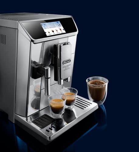 DeLonghi PrimaDonna Elite Experience ECAM 650.85.MS slimme koffiemachine