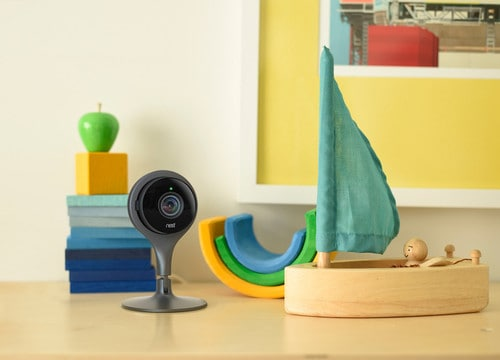 Google Nest Cam met Nest Aware