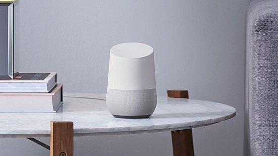 Google home installeren