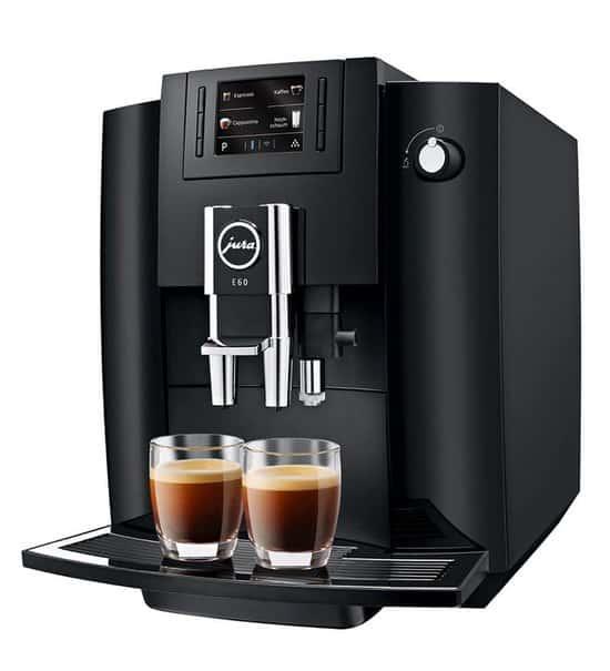 Jura Impressa E60 slimme koffiemachine