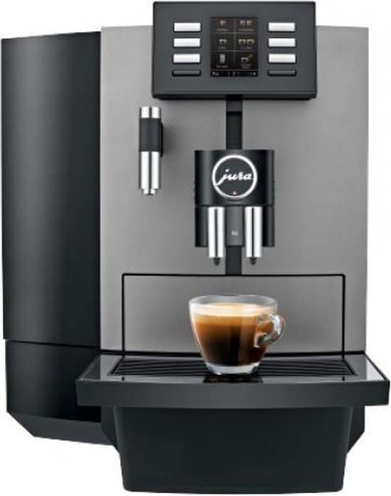 Jura X6 Dark smart koffiemachine