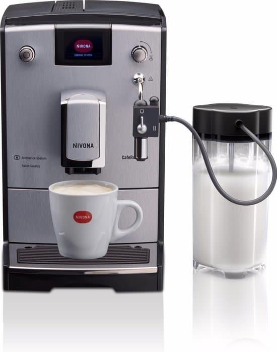 Nivona Café Romatica NICR670 slimme koffiemachine