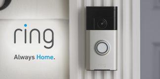 Ring slimme video deurbellen