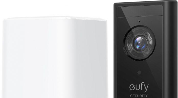 eufy video deurbel