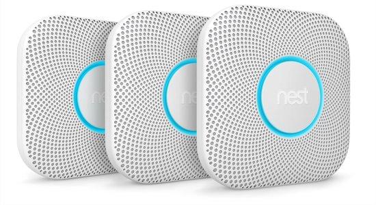 google nest protect slimme rookmelder 3 set