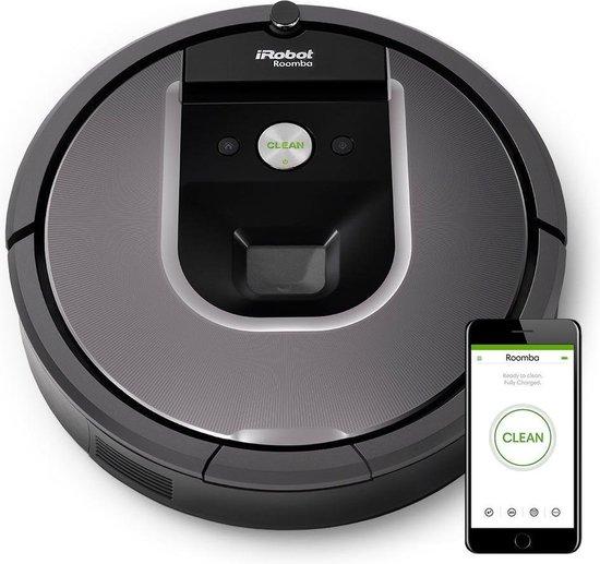 iRobot roomba koppelen met Google Home