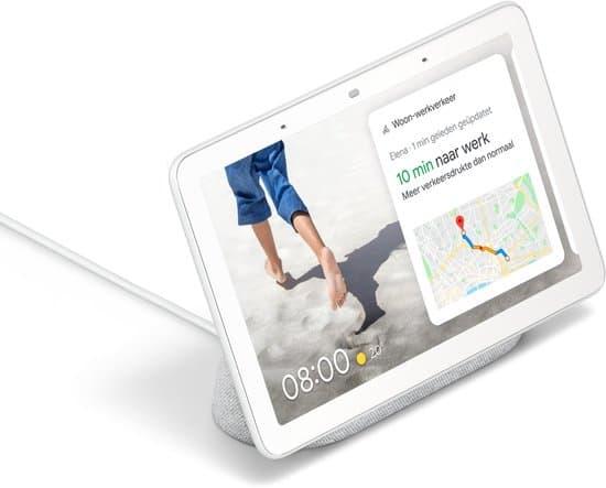 smart hub van Google