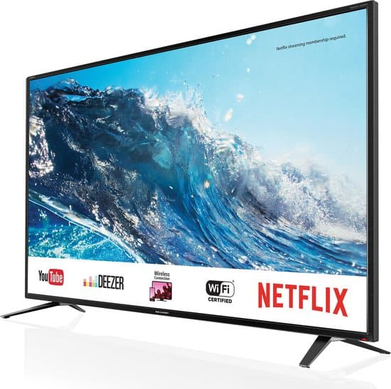 smart tv bedienen met de Google Home