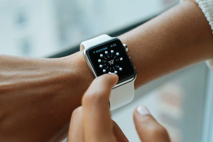 smart home gadgets smart watch