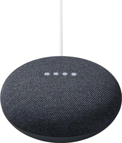 google home mini instellen