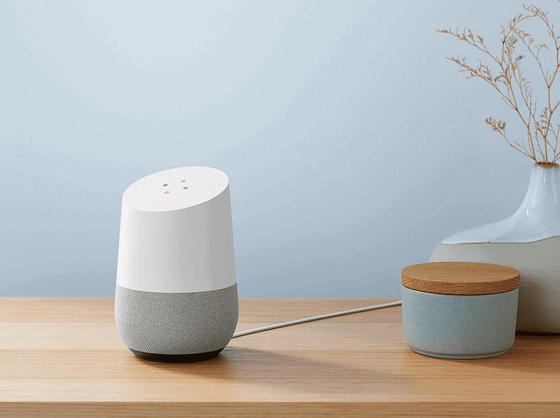 google home resetten