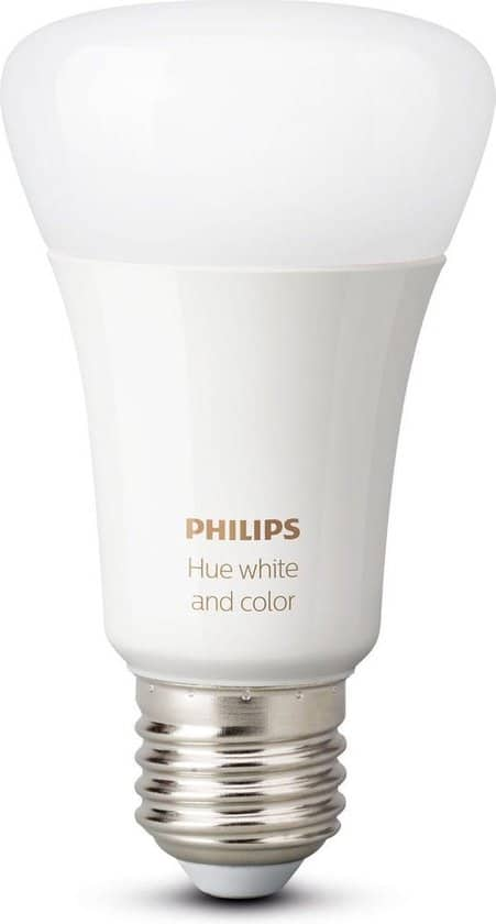 Philips Hue koppelen Google Home