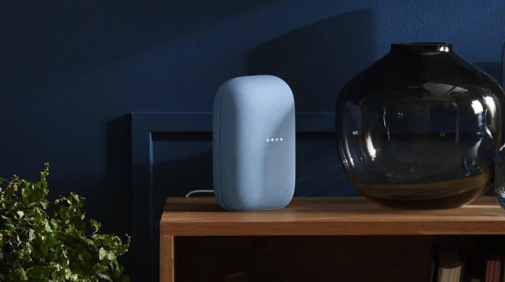 nieuwe google home speaker