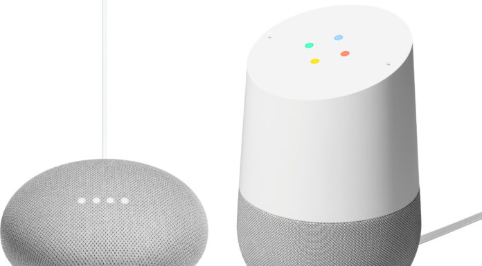 Google home slimme speakers koppelen