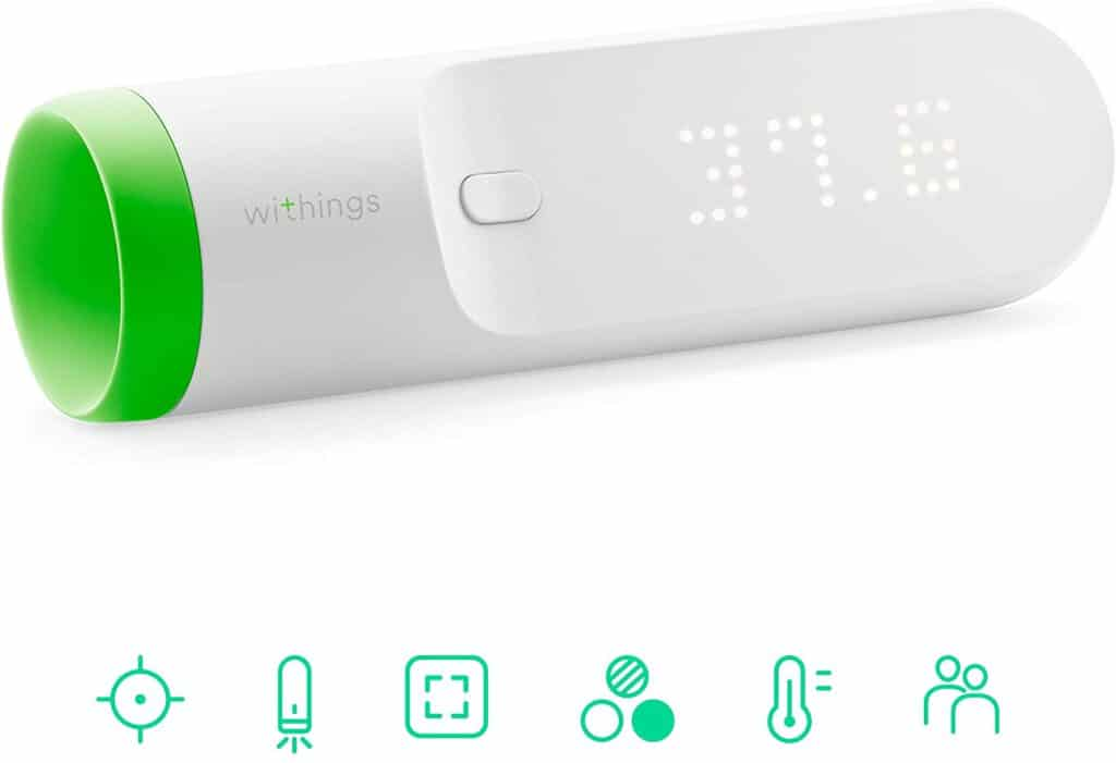 beste smart thermometer 2020