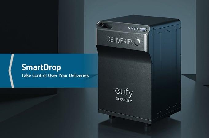 eufy smart drop