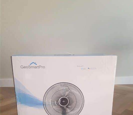 geosmart pro slimme ventilator