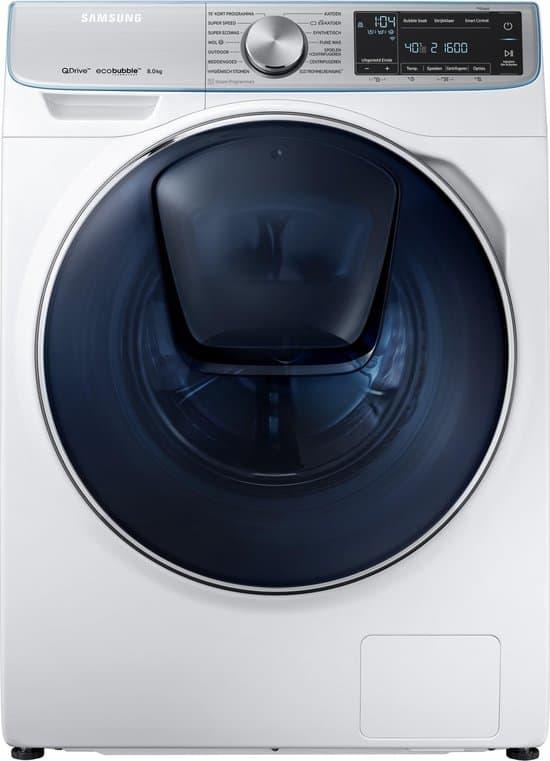 samsung slimme wasmachine black friday 2020