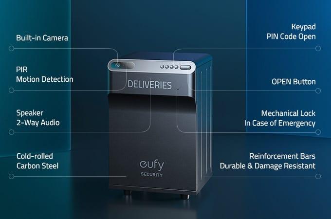 wat is eufy smart security drop